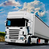 欧洲司机卡车驾驶