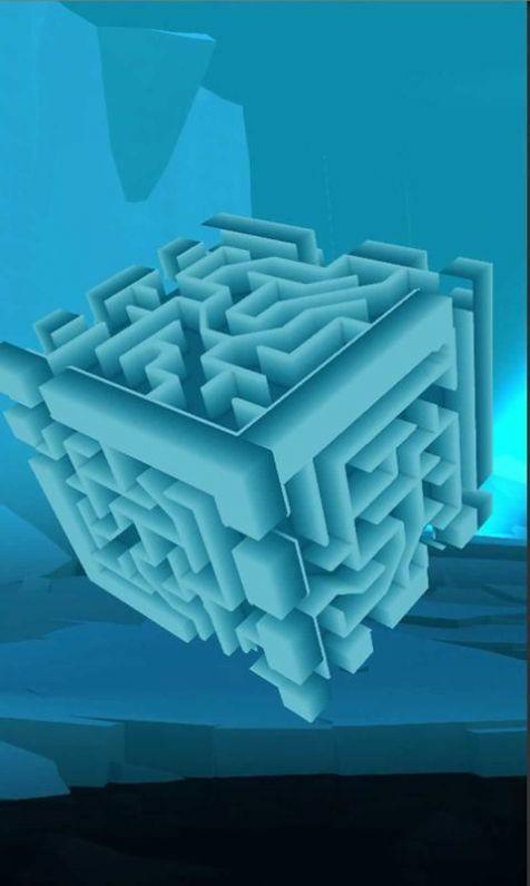 迷宫魔方3D