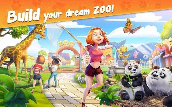 梦想中的动物园