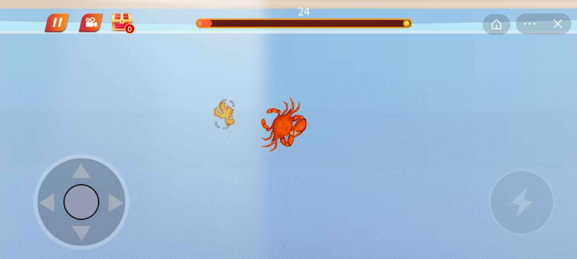合成大螃蟹