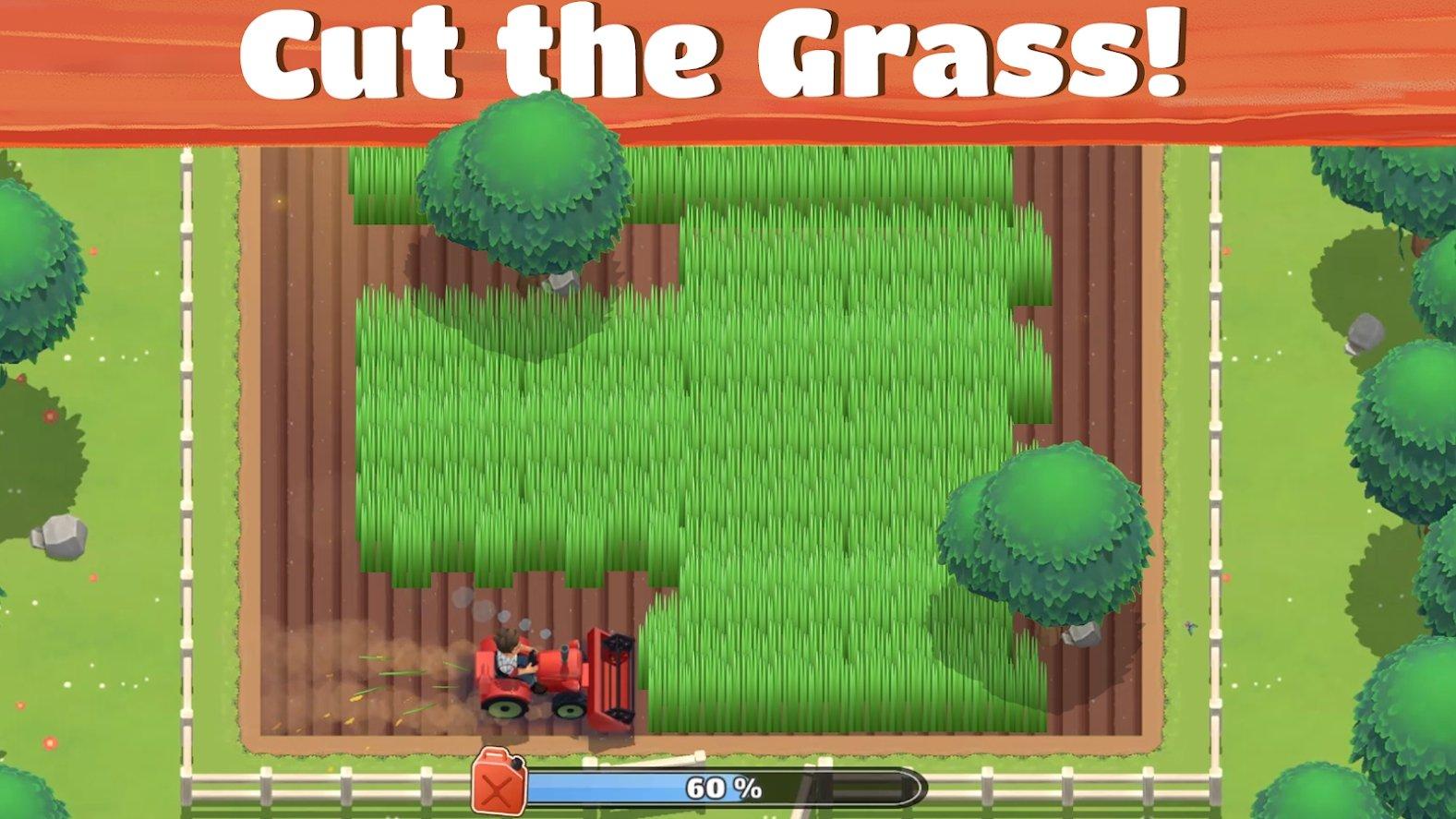 大农场拖拉机冲刺