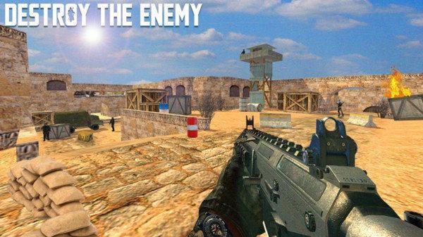 FPS精英射击战场