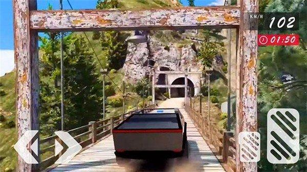 赛博卡车2021