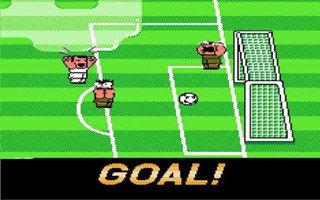 手机上踢足球的游戏