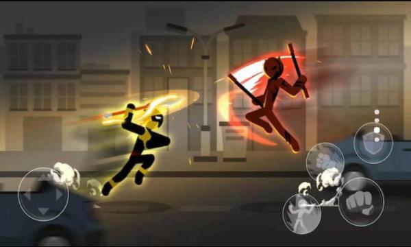 火柴人射击模拟器