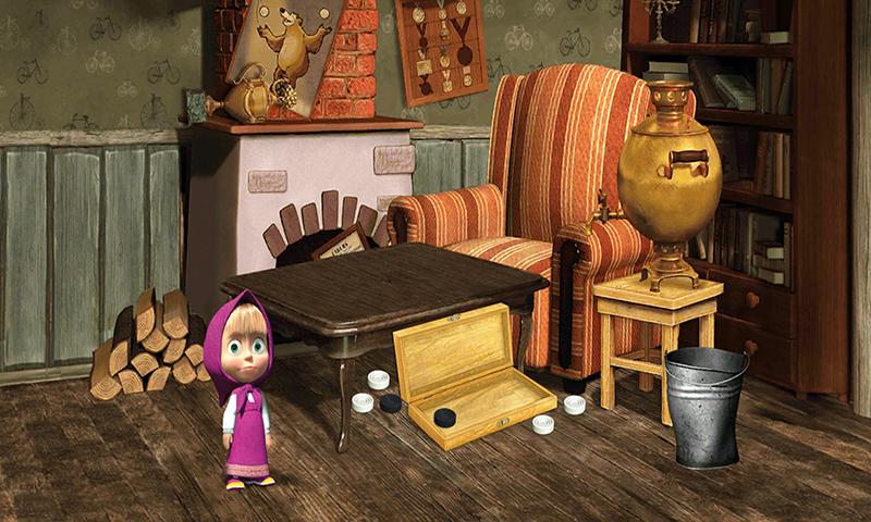 玛莎与熊魔法师