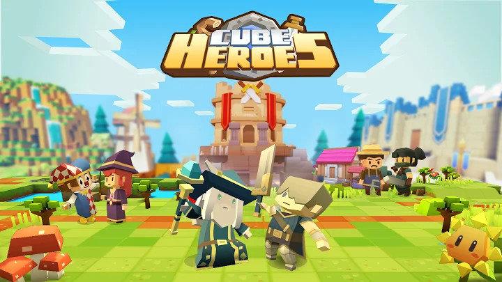 CubeHeroes