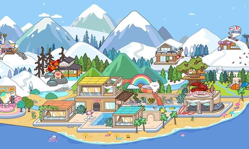 米加生活度假小镇