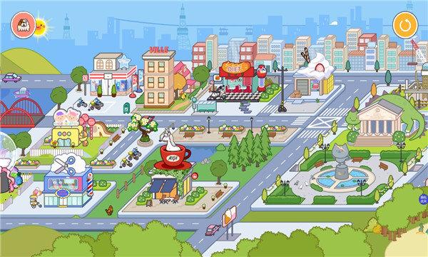 托卡小镇实验世界