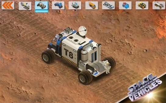 太空车竞技