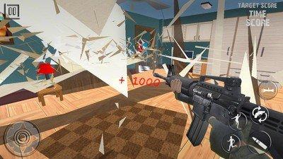 房子破坏模拟器