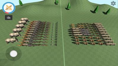 动物战争模拟器最新版