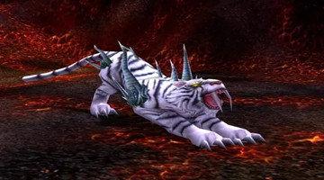 可以召唤白虎的传奇手游