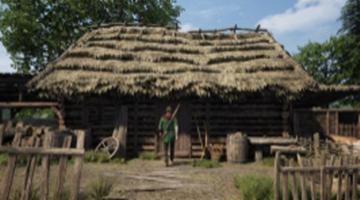 中世纪村庄模拟经营游戏