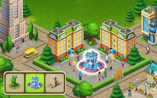 模拟经营小镇类游戏