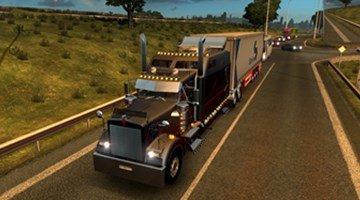 卡车模拟类游戏