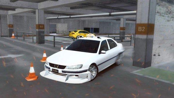 出租车驾驶和比赛