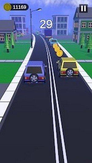 无尽的公路狂飙