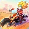 试驾摩托英雄