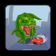 侏罗纪恐龙城市破坏