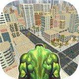 超级城市英雄大战