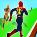 超级英雄跑酷猫