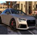 奥迪城市驾驶模拟