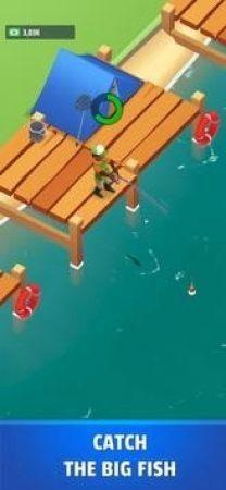 钓鱼湖大亨