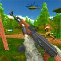 FPS丛林射击