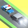 逃离警车追捕
