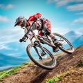 自行车特技BMX