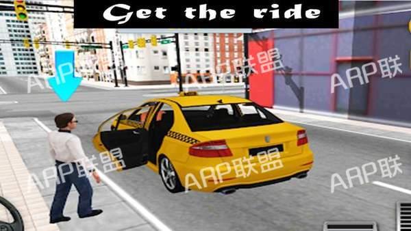 新现代出租车模拟驾驶2021