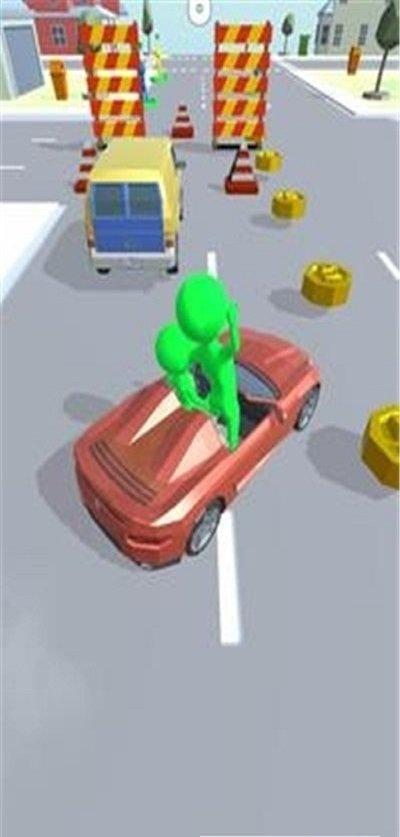 滑板出租车