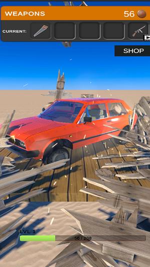 顶级汽车物理碰撞