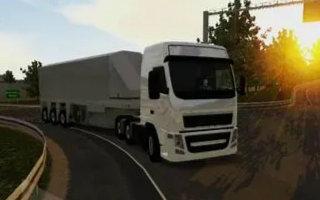 模拟开货车游戏