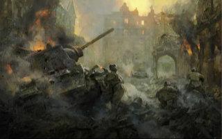 模拟第二次世界大战的游戏