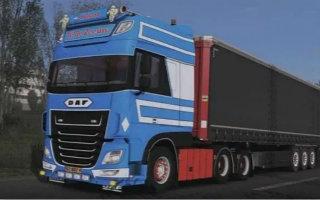模拟卡车运输游戏大全