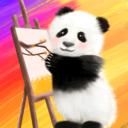 熊猫绘画世界