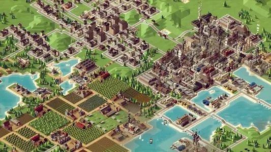 打造商业帝国的游戏