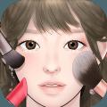 韩国定格动画化妆