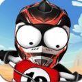 火柴人登山摩托车