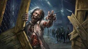 僵尸末日生存游戏