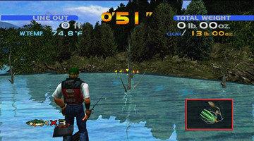 真实的钓鱼游戏