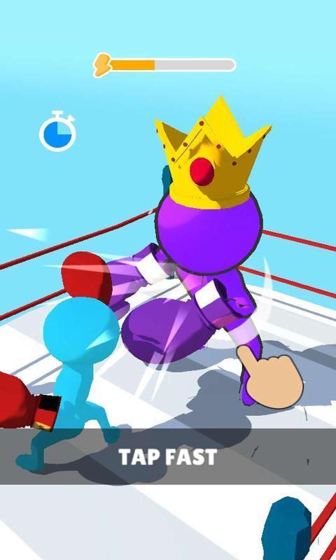 进击的拳击手