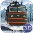 俄罗斯火车司机游戏