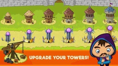 闲置王国塔防
