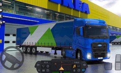 卡车模拟器终极版1.0.1