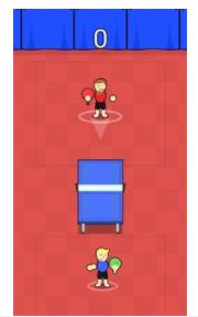 王者乒乓英雄