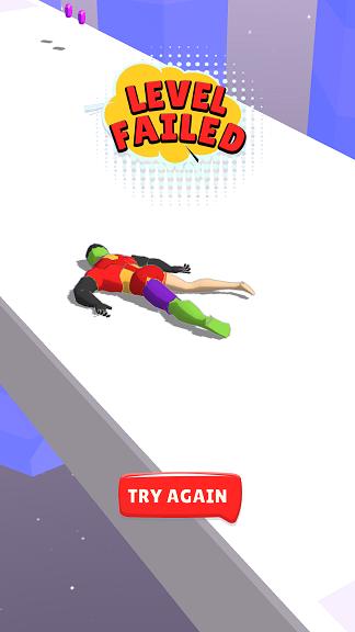 超级英雄混搭跑酷