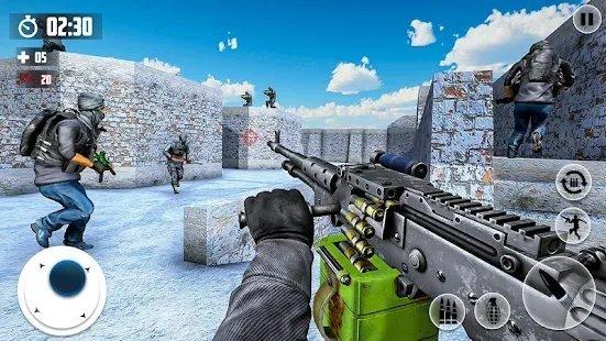 反恐射击3D